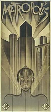 Metropolis is the worlds most expensive poster and was sold for 600,000 Euros on November 15, 2004. It was sold by the Reel Gallery London at auction and was purchased by Ken Schacter, a famous American poster collector from California. The Metropolis poster was designed by artist Heinz Schultz-Neudamm in 1927 in an Art Deco style. There are only four posters of Metropolis that are known to exist. One is housed in the German Film Museum Berlin, the Museum of Modern Art New York and the third is in a private collection. The film Metropolis was a Fritz Lang science fiction film based on the social crisis between the slave workers and the owners in capitalism. The film portrays the dystopia of Berlin in the futuristic year of 2026 and was the longest and most expensive silent film ever made. The production costs for Metropolis was over 17 million Euros in today's money and it bankrupted the UFA film company. Today Metropolis is concidered to be one of the best films ever made.